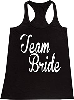 Best team bride tank tops Reviews
