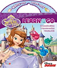 Bendon Sofia the First Learn-on-the-Go Activity Book
