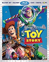 Toy Story [Blu-ray] [Import]