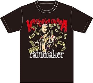オカダ・カズチカ 「レインメーカー」 Tシャツ XL