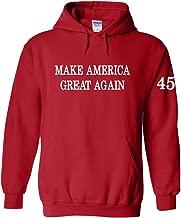 Make America Great Again Pullover Hoodie Red