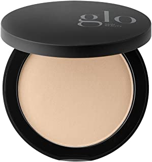 Glo Skin Beauty Pressed Base   Mineral Pressed Powder Foundation with Talc-Free & Paraben-Free Formula   Breathable & Buil...