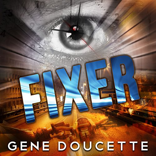 Fixer audiobook cover art