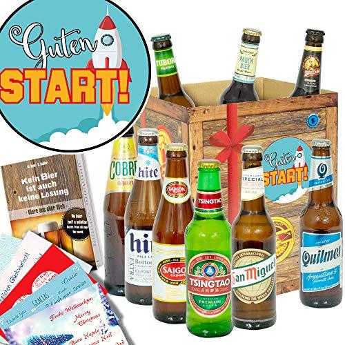 Guten Start/Geschenke zum Start ins Berufsleben/Biere aus aller Welt