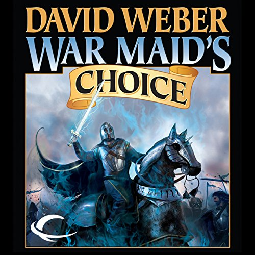 War Maid's Choice audiobook cover art