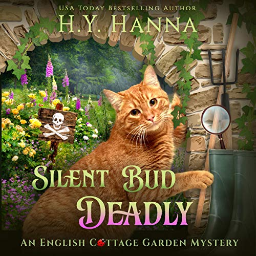 Silent Bud Deadly audiobook cover art