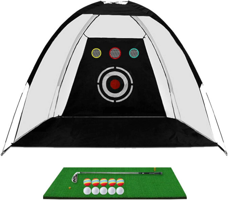 Soporte de guitarra portátil Golf Chipping Net Red de entrenamiento de golf Ayuda para golpear Golf Práctica Net para todas las guitarras acústicas Clásico Bajo eléctrico