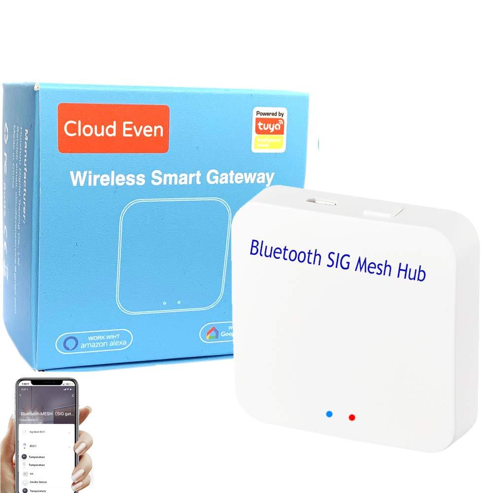 Cloud Even Bluetooth Smart Gateway, Centro de Control Doméstico Inteligente, Control Voz, Multifuncional Gateway para tuya smart life App