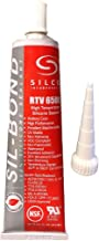 Sil-Bond RTV 6500 high temperature 1-Part industrial/construction grade silicone sealant