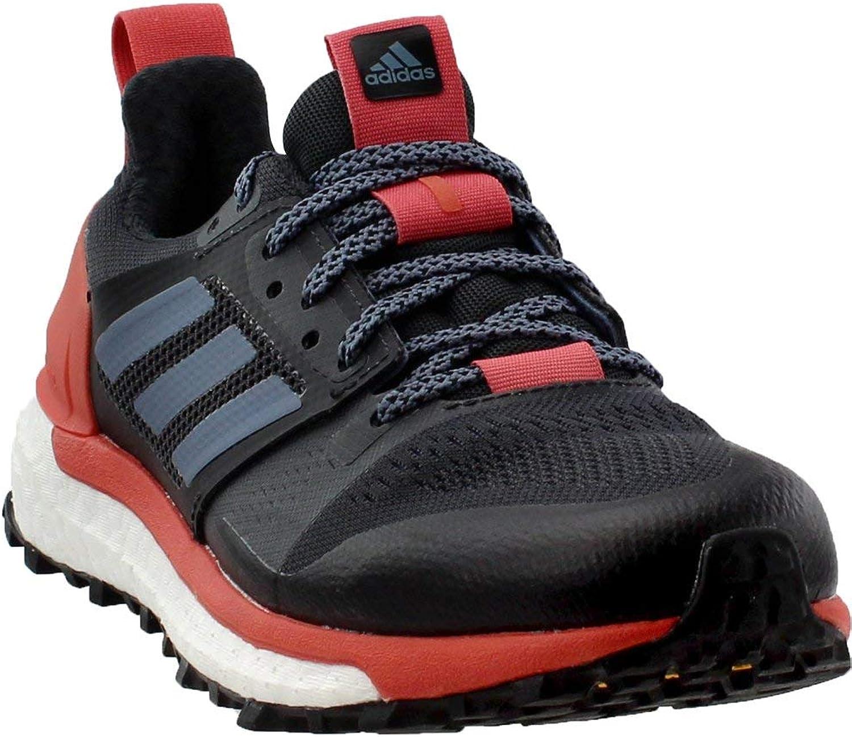 Adidas Woherren Supernova Trail Running schuhe, Carbon \ Raw Steel \ Trace Scarlet,10 M US B07FYT4FB4  Billiger