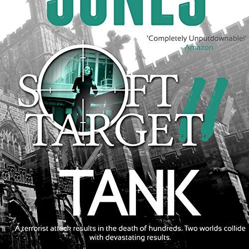 Soft Target II: Tank cover art