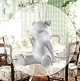 Millefiori fragranza Lovely Orsetto-Saponi profumi e diffusori, Ceramica, Multicolore, Unica