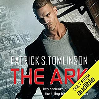 The Ark     Children of a Dead Earth, Book 1              Auteur(s):                                                                                                                                 Patrick S. Tomlinson                               Narrateur(s):                                                                                                                                 Mirron Willis                      Durée: 11 h et 6 min     Pas de évaluations     Au global 0,0