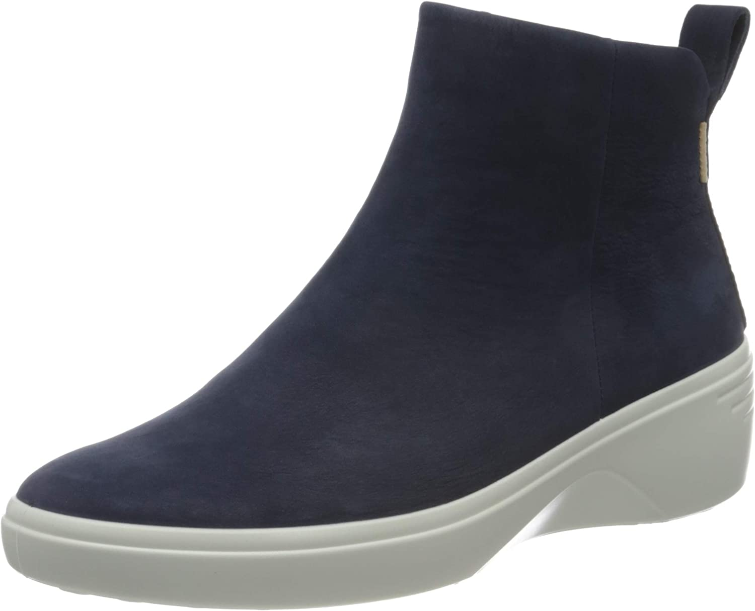 ECCO Women's Ranking TOP1 Soft Popular 7 Ankle Wedge City Boot