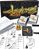 Laughcronyms Hilarious Party Game of Bad Drawing and Funny New Acronyms - Party Game for Adults or Families - Adult Game or Family Friendly Game for Groups of 4 to 20