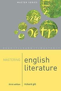 Mastering English Literature: 34