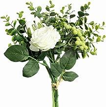 very simple flower arrangements