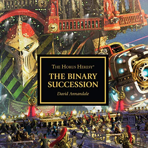 The Binary Succession audiobook cover art