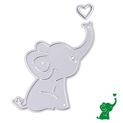 photo relating to Printable Elephant Stencil identified as Elephant Stencils: