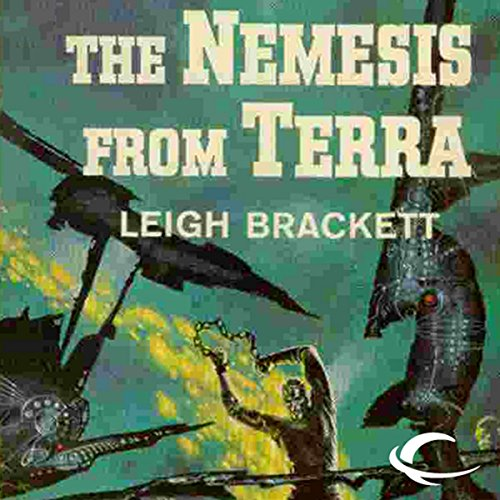 Couverture de The Nemesis from Terra