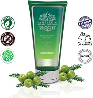Naturindia Ayurvedic Conditioner for Hair Growth and Regeneration Deep Indian Treatment with ALOE SHIKAKAI and AMLA plants from India For Women and Men 6oz