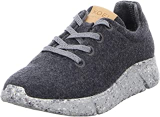 KOEL - Merino Sneakers KO821L/04 Dark Grey