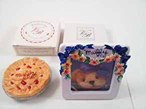 Muffy Vanderbear Picture Frame + Cherry Pie From Retired Collections