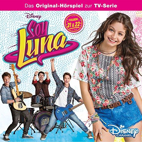Soy Luna 1.21 & 1.22 (Soy Luna: Staffel 1) Titelbild