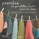 PRENDAS DE GANCHILLO. CROCHET PARA LA CASA