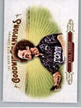 2018 Upper Deck Goodwin Champions MultiSport #82 Kyle Troup Horizontal
