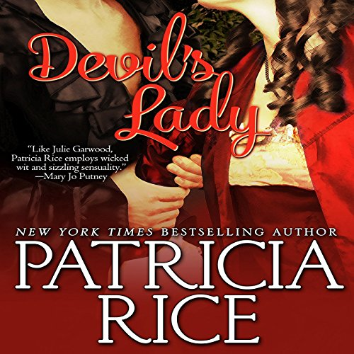 Devil's Lady audiobook cover art