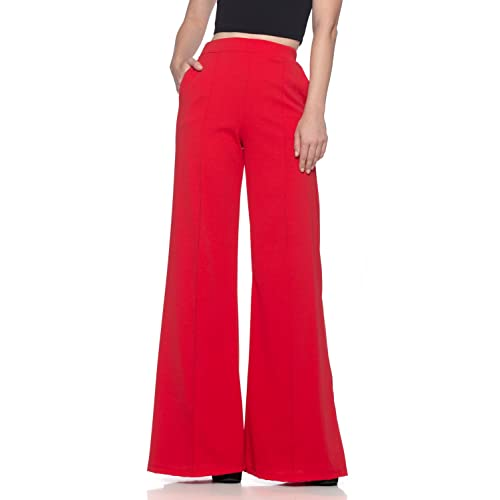 e13bcf935b22 Cemi Ceri Women's J2 Love Flowing Palazzo Pants