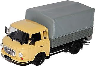 DDR Modelle Nr.19b Ca.7cm Barkas B1000 Pritsche mit Pl.