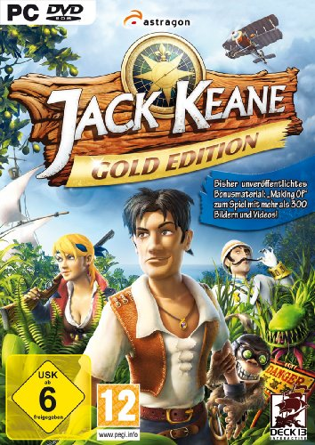 Jack Keane - Gold Edition