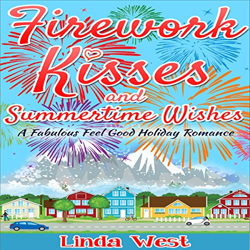 Firework Kisses and Summertime Wishes audiobook cover art