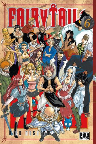 Fairy Tail T06