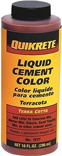 Quikrete Concrete Colorant Bottle