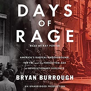 Days of Rage audiobook cover art