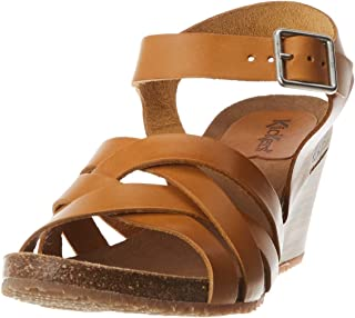 Kickers Solyna, Sandales Bout ouvert Femme