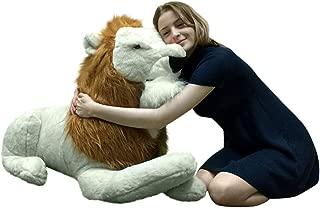 giant stuffed lion