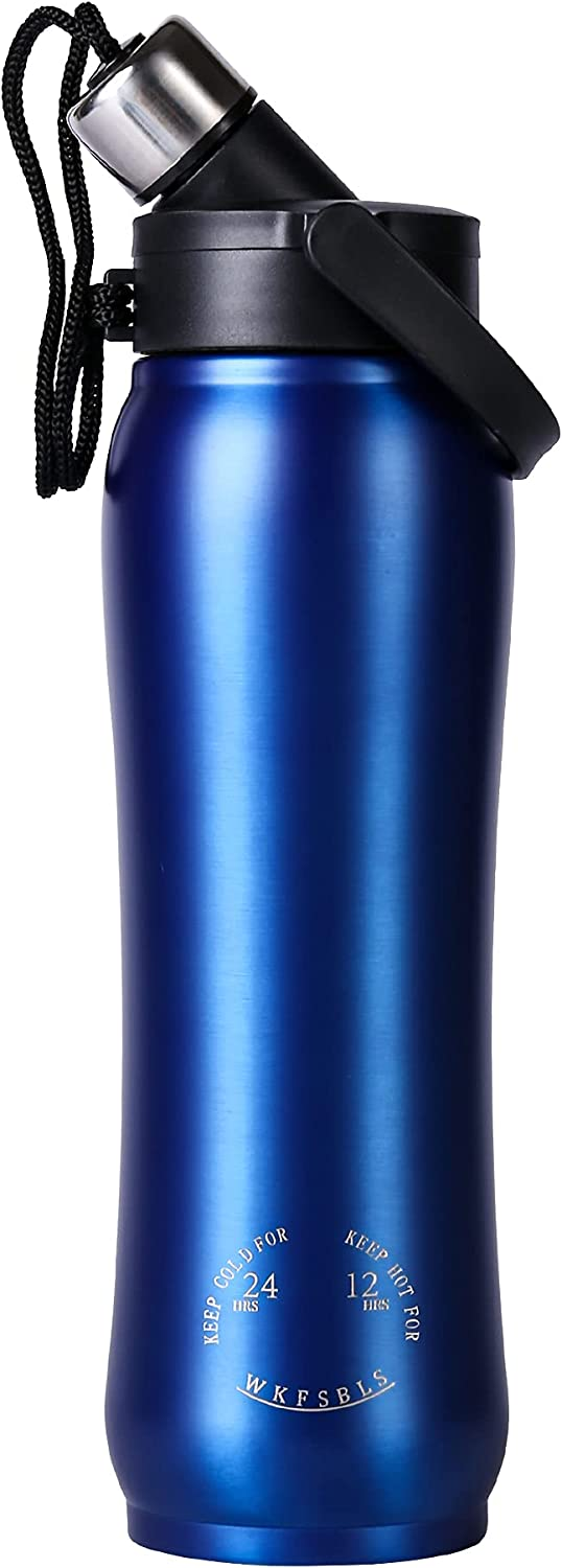 WKFSBLS Insulated Water Bottle Credence Stainless Double-layer BPA-free Denver Mall