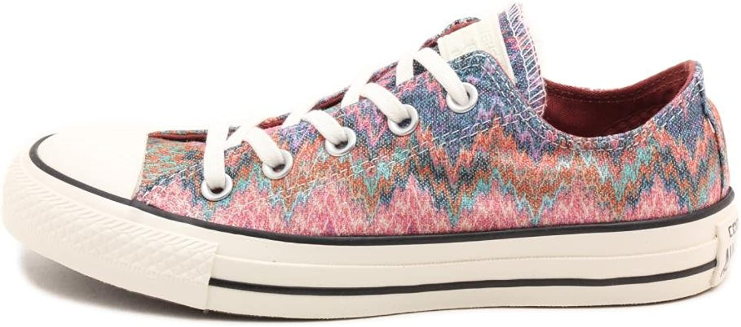 Converse Womens CT Ox Egret Multi 147338F 6