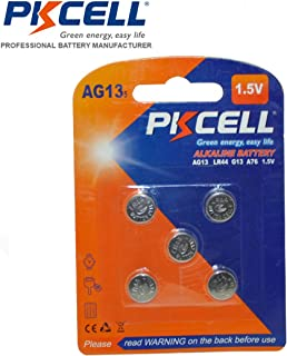 Thermometer Batteries LR44 L1154 AG13 357 A76 303 SR44 Battery 1.5V Button Cell Batteries