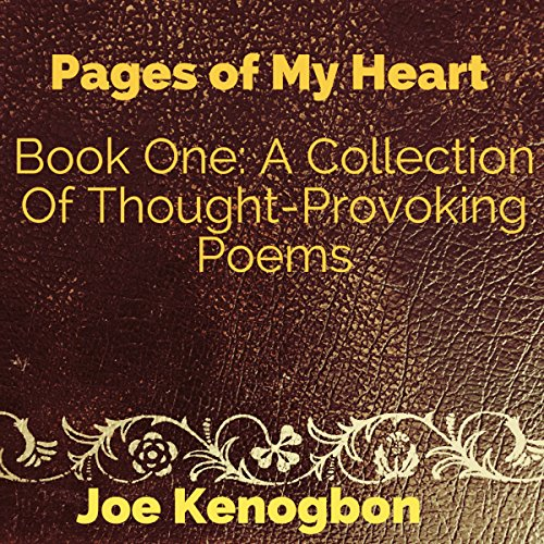 Pages of My Heart audiobook cover art
