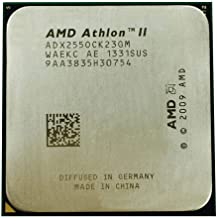 AMD Athlon II X2 255 3.1GHz Dual-Core CPU Processor Desktop 65W 2MB ADX255OCK23GQ/ADX255OCK23GM Socket AM3