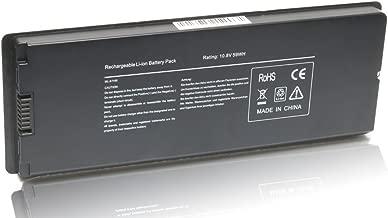 DJW 10.8V 59Wh Li-ion Laptop a1185 Battery Black for MacBook 13