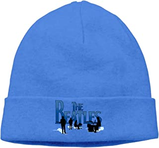 DETED Men&Women The Beatles Music Band Fold Beanie Cap Hat Fall/Winter 2016