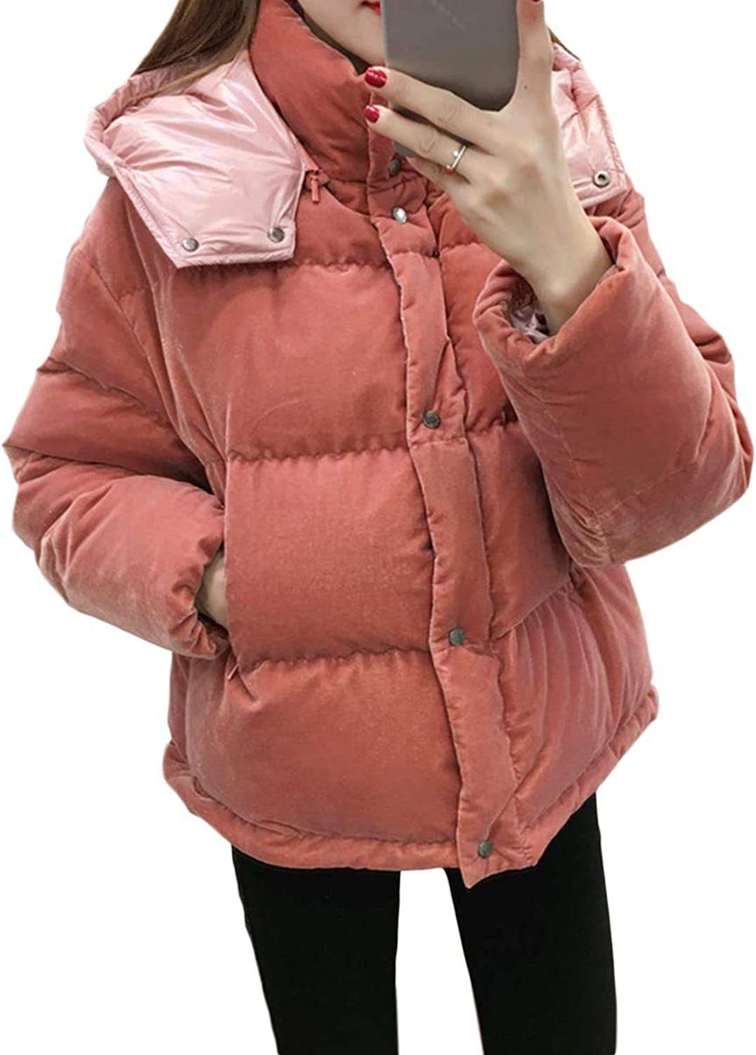 Parka Coat Padded Detachable Waterproof Vogue Coat For Women