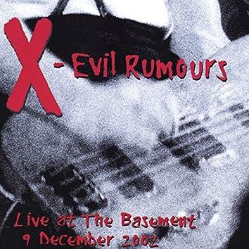Evil Rumours (Live)