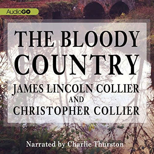 The Bloody Country copertina